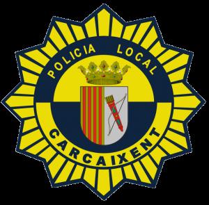 carcaixent poli local escut