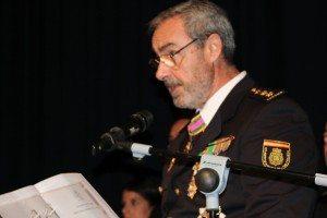 Salvador Cantero ahir a la Casa de la Cultura
