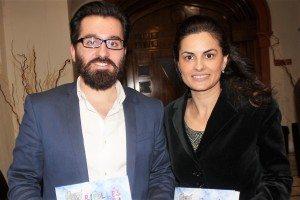 Arturo Blasco i Laura Granell editors de Reclam