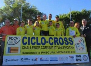 Ciclo cross campionat alzira guanyadors