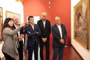 Memoria inauguració alcalde president i ...