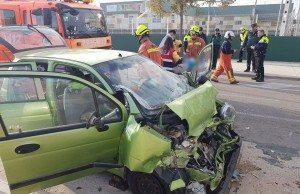 accident Sueca excarcelació