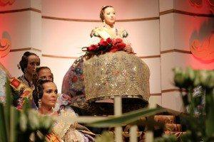 Lourdes Burgos la nova reina d'Alzira