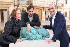 Elena Negueroles Àlex Gadea i Diego Gómez