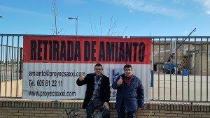 Pepe Grau i Fernando Pascual