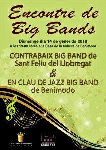Benimodo encontre Big bands