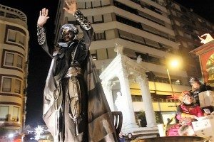 El rei Baltasar en Alzira