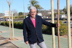 Pep Carreres responsable de Medi Ambient