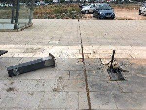 vandalisme Pl Generalitat 2